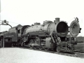 PMR 1032 at the roundhouse St. Thomas 1910's